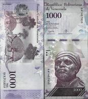 Venezuela 2017 - 1000 Bolivares - Pick NEW UNC - Venezuela