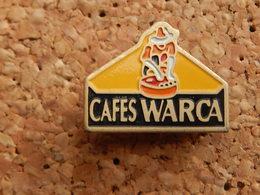 Pin's -  CAFE WARCA - Food