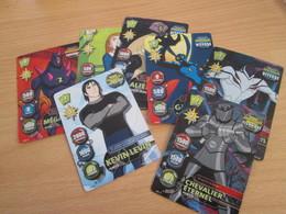 LOT DE 7 CARTES TRADING CARDS ? BEN 10 ALIEN FORCE - Trading Cards