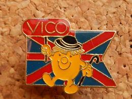 Pin's -   VICO - Food