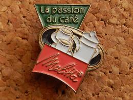 Pin's -   MELITTA - LA PASSION DU CAFE - Food