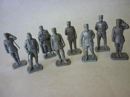 Lot De 8 Figurines  MOKAREX Marechaux De France - Militaires