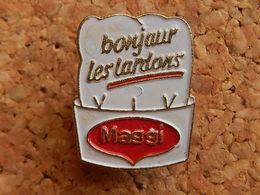 Pin's -   MAGGI - BONJOURS LES LARDONS - Food