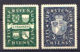 Liechtenstein MH Stamps - Stamps