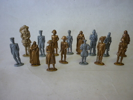 Lot De 15 Figurines Dont Napoleon MOKAREX - Figurines