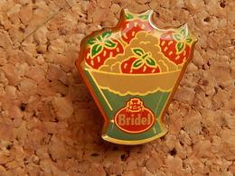 Pin's -   BRIDEL - Food