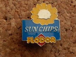 Pin's -   FLODOR - SUN CHIPS - Food