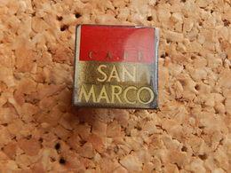 Pin's -   CAFE SAN MARCO - Food