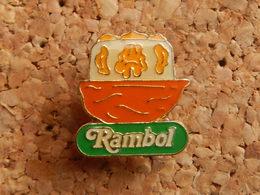Pin's -   RAMBOL - Food