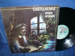 Castelhemis - 33t Vinyle - Mots Croises - Vinyl Records