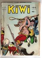 B.D.PETIT FORMAT MENSUEL  KIWI N°23 - Magazines