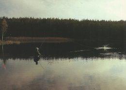 Sport Fishing. Bastugölen  Sweden   # 07441 - Postcards