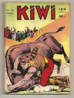 B.D.PETIT FORMAT MENSUEL  KIWI N°24 - Magazines