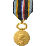 France, Union Nationale De La Mutualité Du Nord, Médaille, Excellent Quality - Militaria