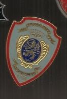 - Insignes Du 3° Régiment De Hussards Sur Métal Doeé Drago H170 - France