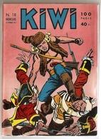 B.D.PETIT FORMAT MENSUEL  KIWI N°  18 - Magazines