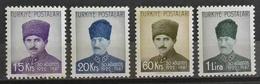 Türkei 1191/1195**  Schlacht Von Dumlupinar  Siehe Bild (GA/8 - 1934-39 Sandjak Alexandrette & Hatay
