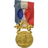 France, Courage Et Dévouement, Sauvetage, Médaille, Excellent Quality - Militaria