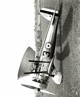 BRISTOL BULLDOG DEMONSTRATOR   MPNOPLACE DE CHASSE    24 * 19 CM Aviation, AIRPLAIN, AVION AIRCRAFT - Aviación