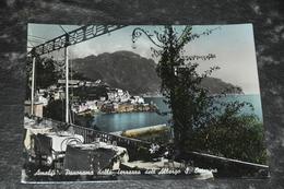 2052   Amalfi Terrazza Dell'Albergo S. Caterina - Salerno