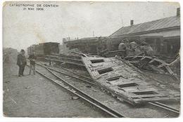 KONTICH : Catastrophe Du 21 Mai 1908 - Animation) - Kontich