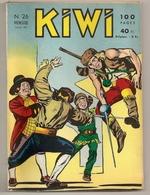 B.D.PETIT FORMAT MENSUEL  KIWI N°  26 - Magazines