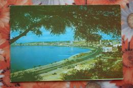 Angola -  Luanda. Aerial View-   Old Postcard - Angola