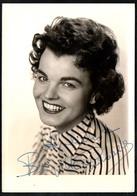 B3194 - Brigitte Rabels ?? Rabals ?? - Autogrammkarte Autogramm - Foto - Autographs