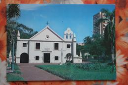 Angola -  Luanda.  Igreja Nazareth Church -   Old Postcard - Angola