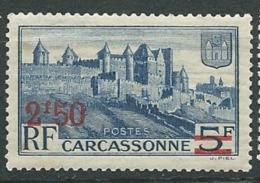France - Yvert N° 490   **   -pa 12903 - France