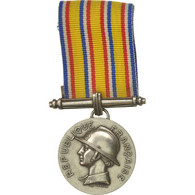 France, Sapeurs Pompiers, Ancienneté, Médaille, Excellent Quality, Bazor - Militaria