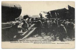 KONTICH : Catastrophe Du 21 Mai 1908 - Recherche Des Victimes - Animation - Kontich