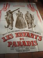 AFFICHE FILM LES ENFANTS DU PARADIS MARCEL CARNE FT 120X160ES - Affiches & Posters