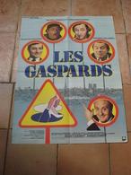 AFFICHE FILM LES GASPARDS PIERRE TCHERNIA FT 42X53 - Affiches & Posters