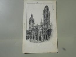 SEINE MARITIME ROUEN LA CATHEDRALE - Rouen