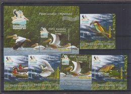 P69. MNH Romania Nature Animals Wild Animals Birds - Oiseaux