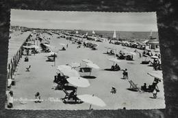 2060   Sottomarina   Veduta Della Spiaggia   1957   Animato - Italia
