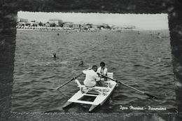 2062   Igea Marina    Panorama   Animato   1960 - Rimini