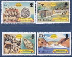 Série De 4 T.-P. Neufs** - Découverte De L'île De Sainte-Hélène - N° 803-804-805-806 (Michel) - Sainte-Hélène 2001 - Saint Helena Island