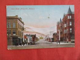 Main Street  Anaconda - Nebraska    Ref 2929 - United States