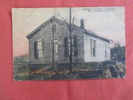Jesse James Home    Missouri > St Joseph    Ref 2929 - St Joseph