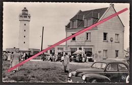 """76 SAINTE-ADRESSE -- Hôtel / Restaurant """"La Maison Blanche"""" _ Le Phare De La Hève _ Voiture Ancienne (Environ Le Havre) - Sainte Adresse"""