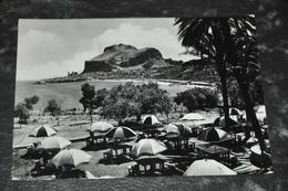 2064   Cefalu   Panorama Dal Ristorante Club Mediterraneo   1961 - Palermo