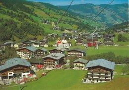 Höhenluftkurort Hinterglemm.  Austria.   # 07449 - Austria
