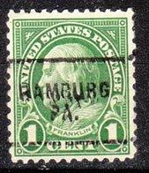 USA Precancel Vorausentwertung Preo, Locals Pennsylvania, Hamburg 632-703 - Vereinigte Staaten