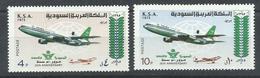 ARABIA SAUDITA  YVERT   407/8   MNH  ** - Saudi Arabia