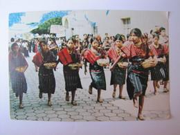 GUATEMALA - CHICHISTENANGO - Estudiantes Aborigenes - Guatemala