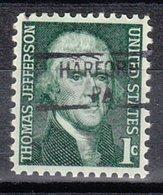 USA Precancel Vorausentwertung Preo, Locals Pennsylvania, Harford 841 - Vereinigte Staaten