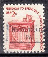 USA Precancel Vorausentwertung Preo, Locals Pennsylvania, Harmonsburg 843 - Vereinigte Staaten