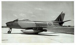 CANADAIR F86  SABRE  21* 12 CM CANADA AEROPLANE ROYAL CANADIAN AIR FORCE - Aviación